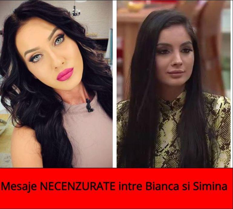 Razboi TOTAL intre Bianca si Simina