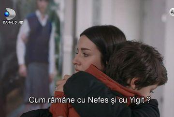 """Nefes si micutul Yigit dispar fara urma! Afla ce decizie radicala va lua Tahir pentru a ajunge din nou alaturi de familia sa, in aceasta seara, intr-un nou episod din serialul """"Lacrimi la Marea Neagra"""", de la ora 20:00, la Kanal D!"""