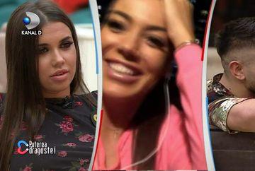 """Roxana, intrare-șoc în emisiunea """"Puterea dragostei""""! Declarație pentru Mocanu: """"Mi-e tare dor de tine""""! Cum a reacționat Andra"""