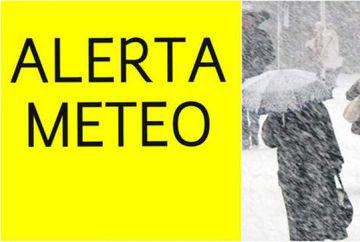 Alertă meteo! Un val de aer polar loveste Romania. De marti se schimba vremea