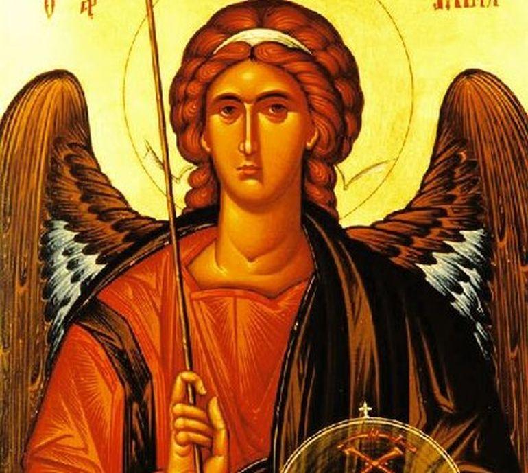 Rugăciunea săptămânii 28 octombrie – 3 noiembrie! Sfântul Arhanghel Mihail te păzește de rele