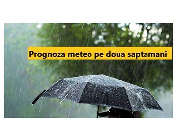 Prognoză meteo pe două săptămâni. Cum va fi vremea in intervalul 28 octombrie - 8 noiembrie
