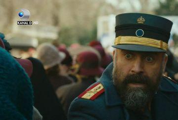 """Generalul Cevdet, fata in fata cu fostul lui camarad, Tevfik! Afla cum va decurge reaintalnirea celor doi rivali, in aceasta seara, intr-un nou episod din serialul """"Patria mea esti tu"""", de la ora 23:00, la Kanal D!"""