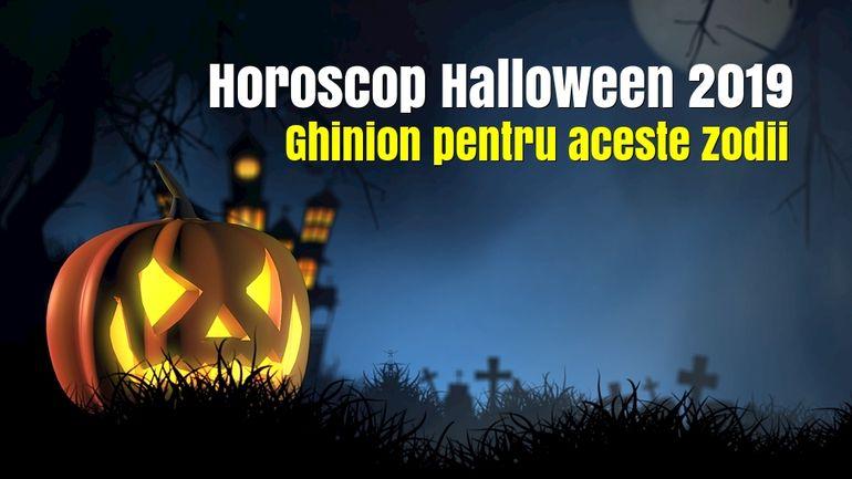 Horoscop Halloween 2019: Zodii care vor avea o zi teribilă