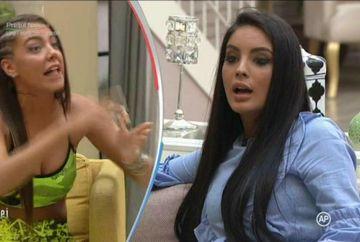 Ce reactie a avut Simina cand a vazut-o pe Roxana in casa ''Puterea dragostei'', sezonul 2