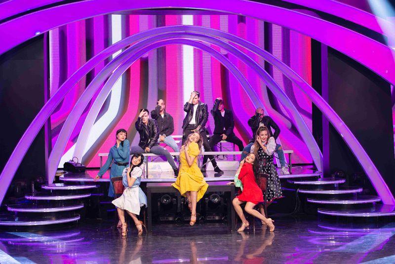 """Semifinala show-ului """"Imi place dansul"""""""