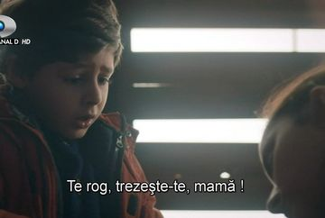 """Micutul Yigit trece prin clipe teribile! Afla ce se va intampla cu Nefes, in aceasta seara, intr-un nou episod din serialul """"Lacrimi la Marea Neagra"""", de la ora 20:00, la Kanal D!"""