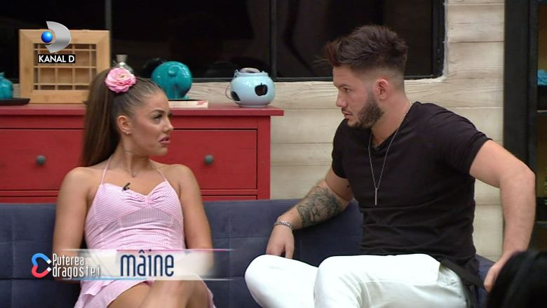 """Roxana arunca bomba: """"Ea a facut cu Bobicioiu ceva mult mai grav! Am si imagini cum sta ea!"""" Afla cum va reactiona Manuela la dezvaluirile rivalei sale si ce reprosuri va lansa Ricardo, VINERI, la """"Puterea dragostei"""", de la ora 11:00 si 17:00, la Kanal D!"""