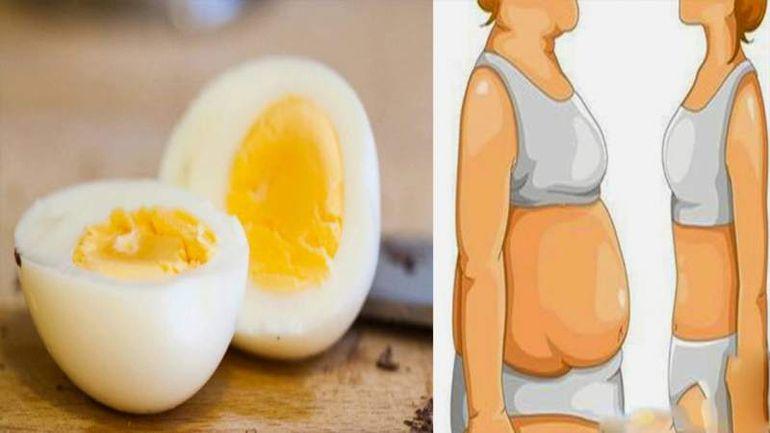 dieta cu ou fiert