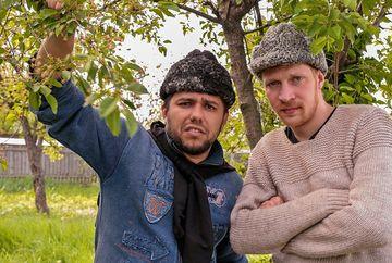 """Actorii din """"Moldovenii"""", serialul de comedie de la Kanal D, staruri in online"""