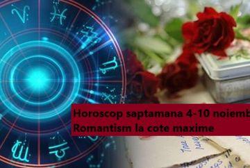 Horoscop saptamana 4-10 noiembrie 2019. Romantism pentru o zodie, multa munca pentru alta