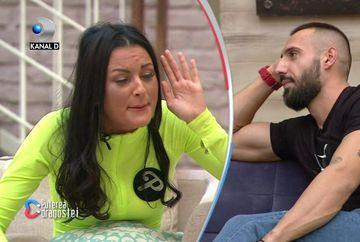 """Manuela și Marius, scandal monstru la """"Puterea dragostei"""": """"Ești nesimțit""""! La ce a putut să se ajungă după ce Manu l-a refuzat! Reacția lui Ricardo"""
