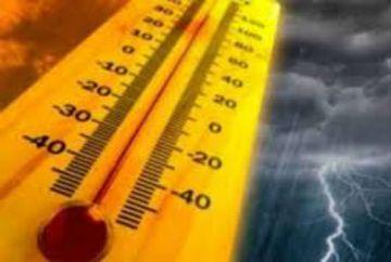 Prognoza meteo. Vremea pe 7 zile: temperaturi anormale pentru aceasta perioada