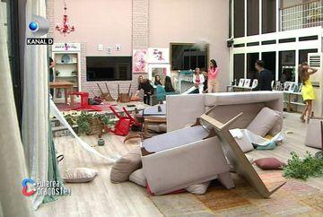 """Casa de la """"Puterea dragostei"""", distrusă complet! Concurenții au întrecut orice măsură! Ce a declanșat dezastrul"""