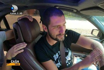 """Catalin Cazacu aduce distractie si premii pentru cei mai isteti pasageri, MIERCURI, intr-o noua editie """"Cash Taxi"""", de la ora 23:00, la Kanal D!"""