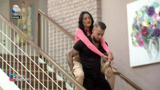 """Manuela, împreună cu Robert! Imaginile de infarct pentru Ricardo! S-a întâmplat chiar în casa """"Puterea dragostei"""""""