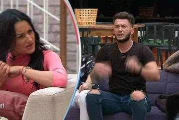 """Ricardo și Manuela, un nou scandal monstru după apropierea brunetei de Robert: """"Dacă nu eram eu, nu te lua niciunul""""! Ce reacție a avut ea"""