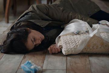 """Nefes dispare fara urma! Afla cum se va razbuna Vedat pe fosta sa sotie chiar si dupa moarte lui, ASTAZI, intr-un nou episod din serialul """"Lacrimi la Marea Neagra"""", de la ora 20:00, la Kanal D"""