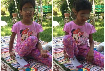 Sorina, batjocorită din cauza etniei în familia adoptivă din America?  Fetița, filmată în ipostaze jenante!