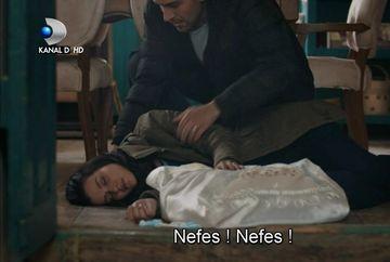 """Avertismentul lui Vedat pare ca se adevereste! Starea lui Nefes se inrautateste! Afla cum va reactiona Tahir si ce se va intampla, ASTAZI, intr-un nou episod din serialul """"Lacrimi la Marea Neagra"""", de la ora 20:00, la Kanal D"""