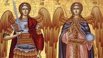 Sfinții Mihail și Gavril. Rugăciunea puternică care te ocrotește de rele