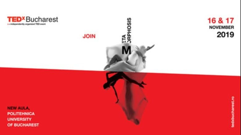 Kanal D sustine ideile bune si te invita la TEDxBucharest