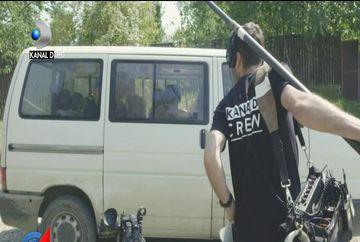 Imagini din culise! Ce se intampla pe platourile de filmare a serialului ''Moldovenii''