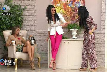 Mariana și Bianca, scandal monstru! Iubita lui Livian a cedat și a dat în ea! Imagini incredibile