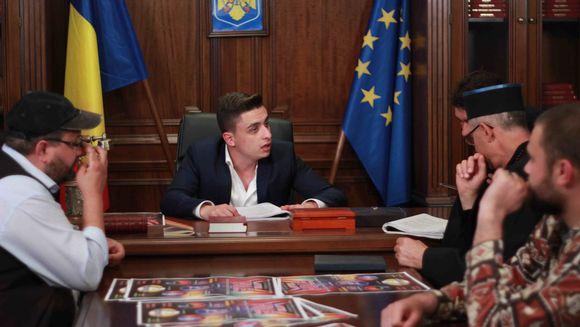 """VIDEO. Decalogu' lui Ghita Spagoveanu, primarul din """"Moldovenii""""Serialul de comedie va incepe pe 16 noiembrie, la ora 22:00, la Kanal D"""