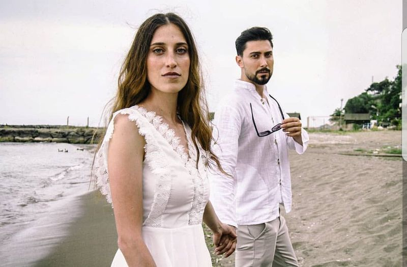 """Cerere in casatorie pe platourile de filmare ale serialului """"Lacrimi la Marea Neagra""""!"""