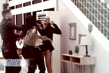 """Scene socante la """"Puterea dragostei"""" Manuela sare sa o bata pe Roxana! Afla pana unde va ajunge conflictul celor doua rivale, SAMBATA, intr-o editie incendiara """"Puterea dragostei"""", de la ora 16:00 si 19:00, la Kanal D!"""
