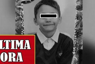 Primele rezultate ale AUTOPSIEI baiatului de 8 ani din Pecineaga, Iulian Bitica!