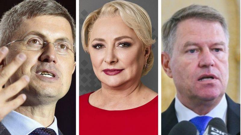 EXIT-POLL ALEGERI PREZIDENȚIALE 2019
