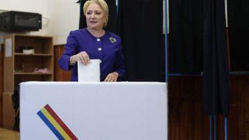 Viorica Dăncilă, mulțumită de rezultatul la alegerile prezidențiale: Nu am plâns absolut deloc!