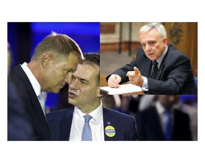 Mugur Isărescu ii pune la punct pe Iohannis si Orban! ADEVARUL despre economia Romaniei