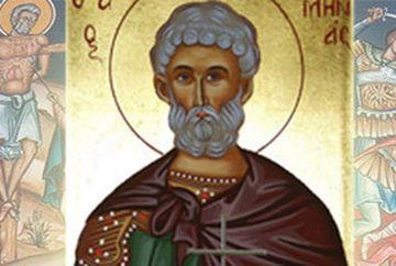 Calendar creștin ortodox 11 noiembrie. Sântul Mina, ocrotitorul celor păgubiți