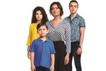 """Nu pierdeti, din 27 noiembrie, la Kanal D, o noua poveste de viata plina de tensiune, rasturnari de situatie si emotie – """"Gulperi"""", cu Nurgul Yesilcay in rolul principal!"""
