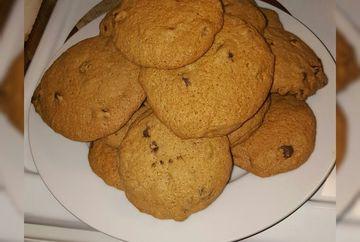 Rețetă biscuiți fără zahăr. Desertul sănătos pentru toată familia
