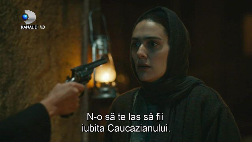 """Azize, amenintata cu moartea! Afla ce se va intampla in timpul confruntarii cu rivala ei, Seher, ASTAZI, intr-un nou episod din serialul """"Patria mea esti tu"""", de la ora 23:00, la Kanal D!"""