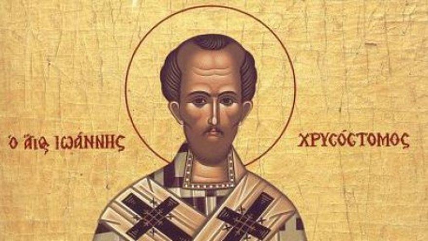 Rugăciunea Sfântului Ioan Gură de Aur - ocrotitorul celor necăjiţi