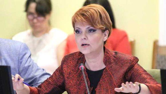 Lia Olguta Vasilescu l-a luat la misto pe Klaus Iohannis. Fotografia cu care l-a facut de ras pe presedinte