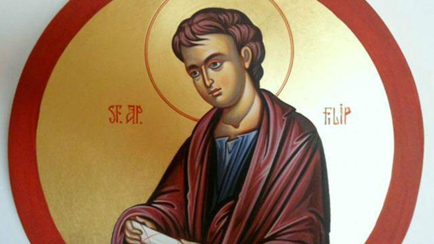 Calendar ortodox 14 noiembrie - Sfantul Apostol Filip