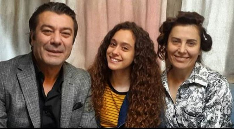 """Tanara Melek din serialul """"Lacrimi la Marea Neagra"""""""