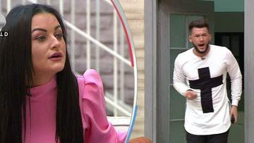 """Scene uluitoare la """"Puterea dragostei""""! Ricardo a spart un geam și s-a rănit! Totul, după un nou scandal cu Manuela! Imagini șocante"""