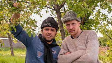"""Surprinzator! Afla ce profesii au umoristii din """"Moldovenii""""!Noul serial de comedie de la Kanal D incepe maine, la 22:00, si va fi difuzat in fiecare sambata!"""