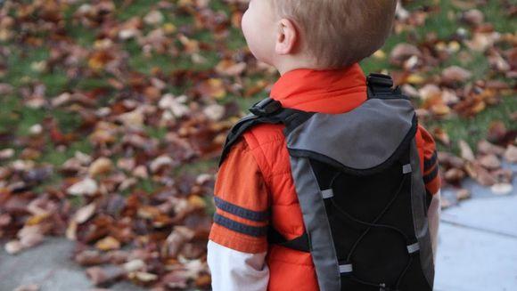 Un copil de cinci ani a venit cu droguri in ghiozdan la gradinita si a spus ca tatal lui i-a dat-o ca sa se simta ca Spider Man
