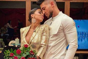 """Imagini fierbinți cu Andra și Bogdan Mocanu! S-a întâmplat după ce au părăsit casa """"Puterea dragostei"""""""