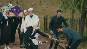 "Momente teribile la inmormantarea tinerei Zeynep! Afla cum va reactiona Ferhat cand va descoperi ca marea lui iubire a fost ucisa de Genco, ASTAZI, in ""Lacrimi la Marea Neagra"", de la ora 20:00, la Kanal D"