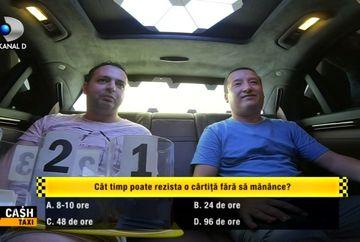 """Catalin Cazacu vine cu distractie si premii pentru cei mai isteti pasageri, MIERCURI, intr-o noua editie """"Cash Taxi"""", de la ora 23:00, la Kanal D!"""
