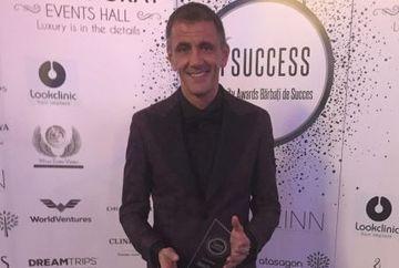 Cosmin Cernat, premiat la Gala Celebrity Awards – Barbati de succes